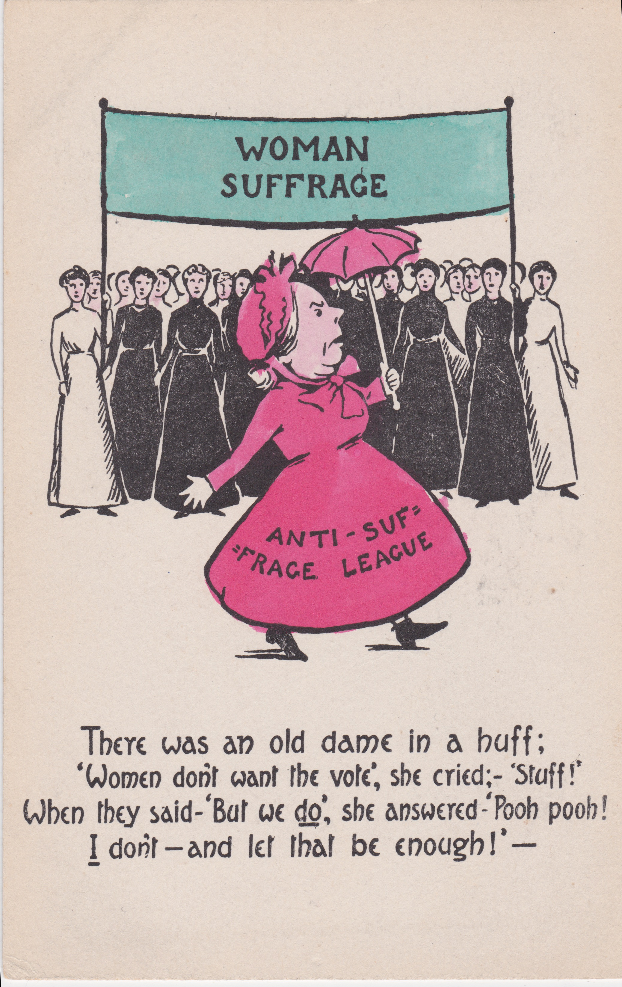 Suffrage books woman and her sphere dame huff fandeluxe Choice Image