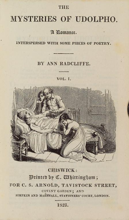 the italian ann radcliffe ebook