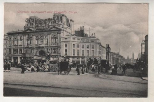 Piccadilly Circus Tea Rooms