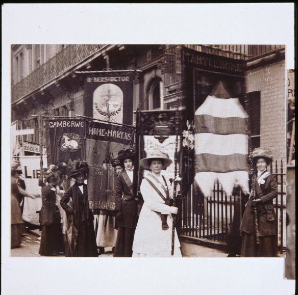 3a51ec974d9 Banners – 13 June 1908 (courtesy of Women's Library@LSE)
