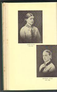 Anne and Matilda Lucas