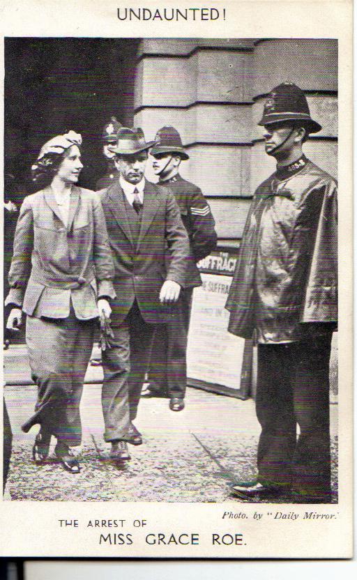 The Arrest of Grace Roe #