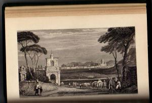 First view of Rome from Eaton, Rome in the 19th century
