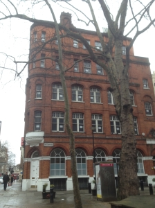Fanny Wilkinson's flat was on the first floor. Photo courtesy of understanding rome.com
