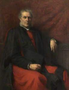 Verallery, y Reverend Edward C. MClure, Manchester City Art Gallery, courtesy of BBC - Your Paintings