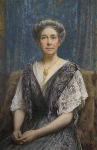 Mrs Osler (c) Birmingham Museums and Art Gallery, Supplied by the Public Catalogue Foundation