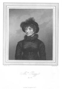 Mrs Piozzi