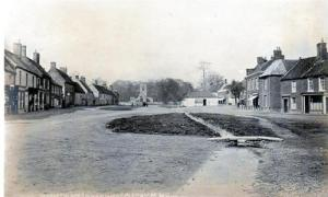 Burnham Market in 1912