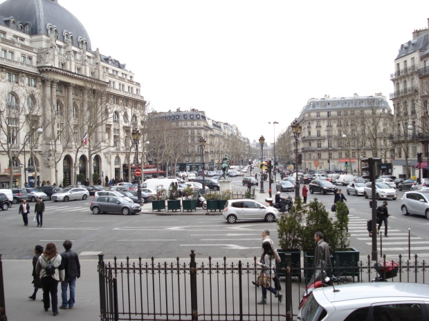 Place Saint Augustin