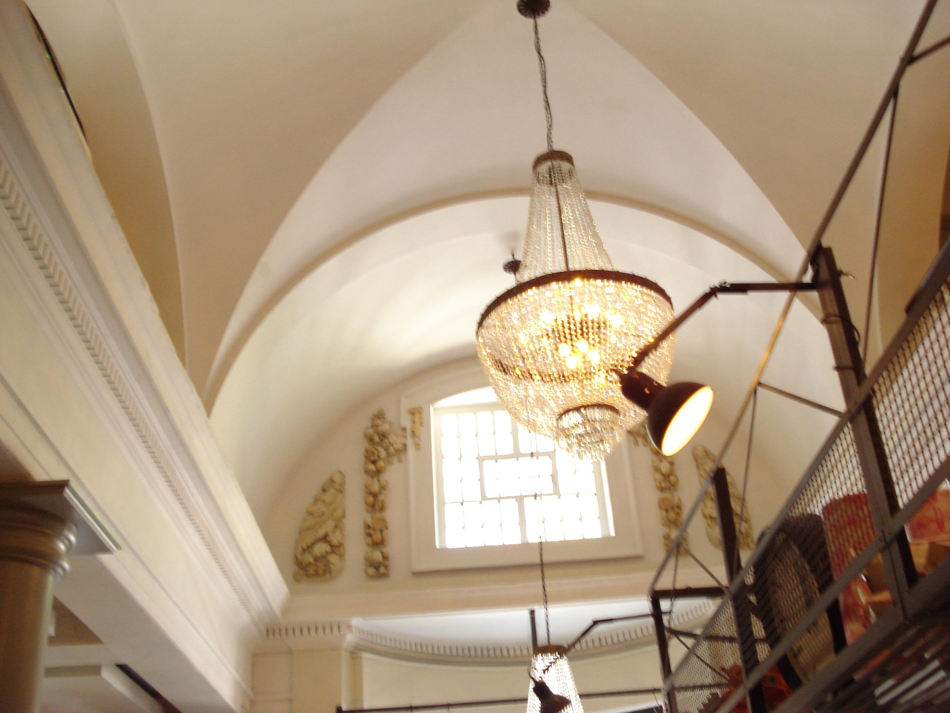 Lincolns Inn House interior 3