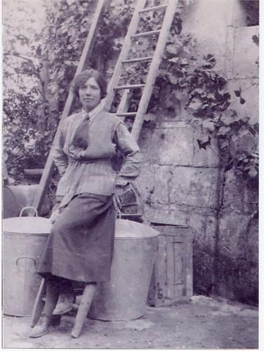 Gladys Evans