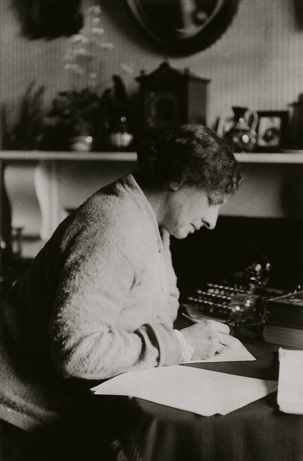 Kate as writer