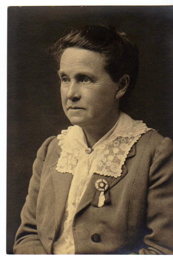 Millicent Fawcett c 1912