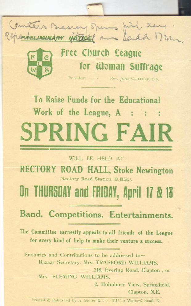 Church League Fair
