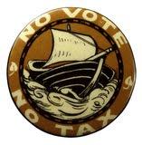 Women's Tax Resistance League badge