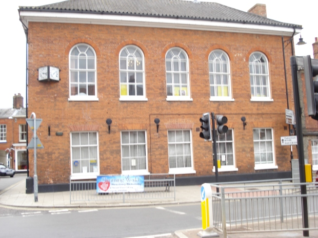 Assembly Rooms, Dereham - front view