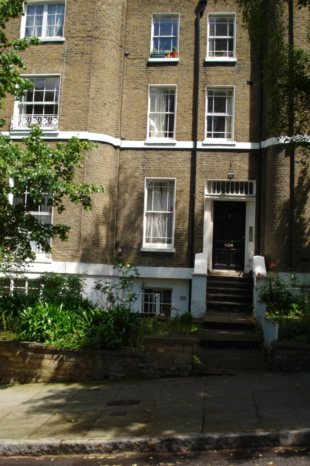 2 Campden Hill Square, home of the Brackenbury family, later became known as 'Mouse Castle' when escaping suffragettes found shelter under its roof. On Census Night it was home to an estimate 25 women and one man.