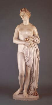 ohn Gibson, Tinted Venus, c 1851-2, courtesy of Walker Gallery, Liverpool