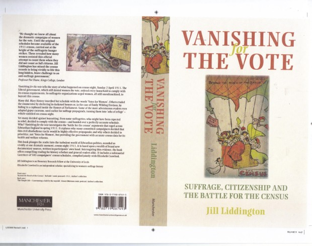 Vanishing for the Vote 1 001