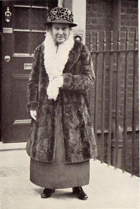 Millicent Fawcett, c 1928