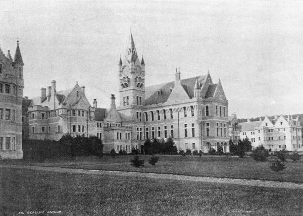 Seacliff Mental Institution, Dunedin, New Zealand