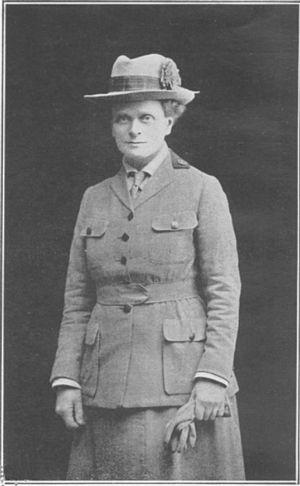 Elsie Inglis, 1916