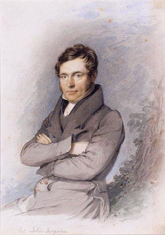 Daniel Maclise, John Francis Maguire