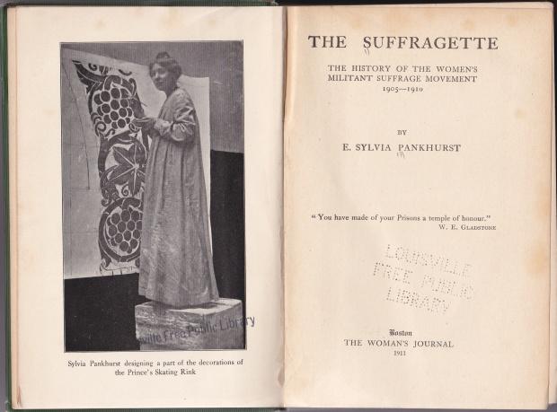 Pankhurst Suffragette