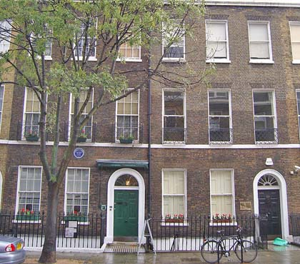 Charles dickens house