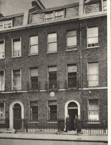 48 Doughty Street - post 1903