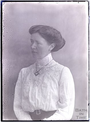 Lillian Dove-Willcox (photo courtesy Bath In Time website)