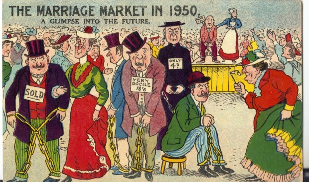 Marriage Market 1950 001