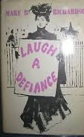 richardson laugh a defiance