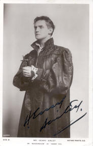 Henry Ainley (courtesy of Cyranos.ch website)