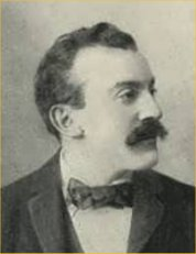 J. T. Grein - a photograph taken in 1898