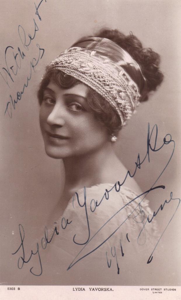 Lydia Yavorska