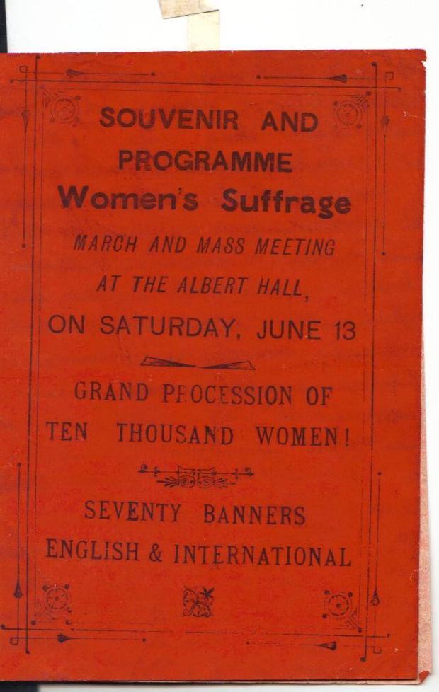 1908 Procession