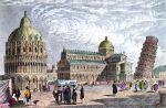 800px-Pisa_basilica_tower_c1830