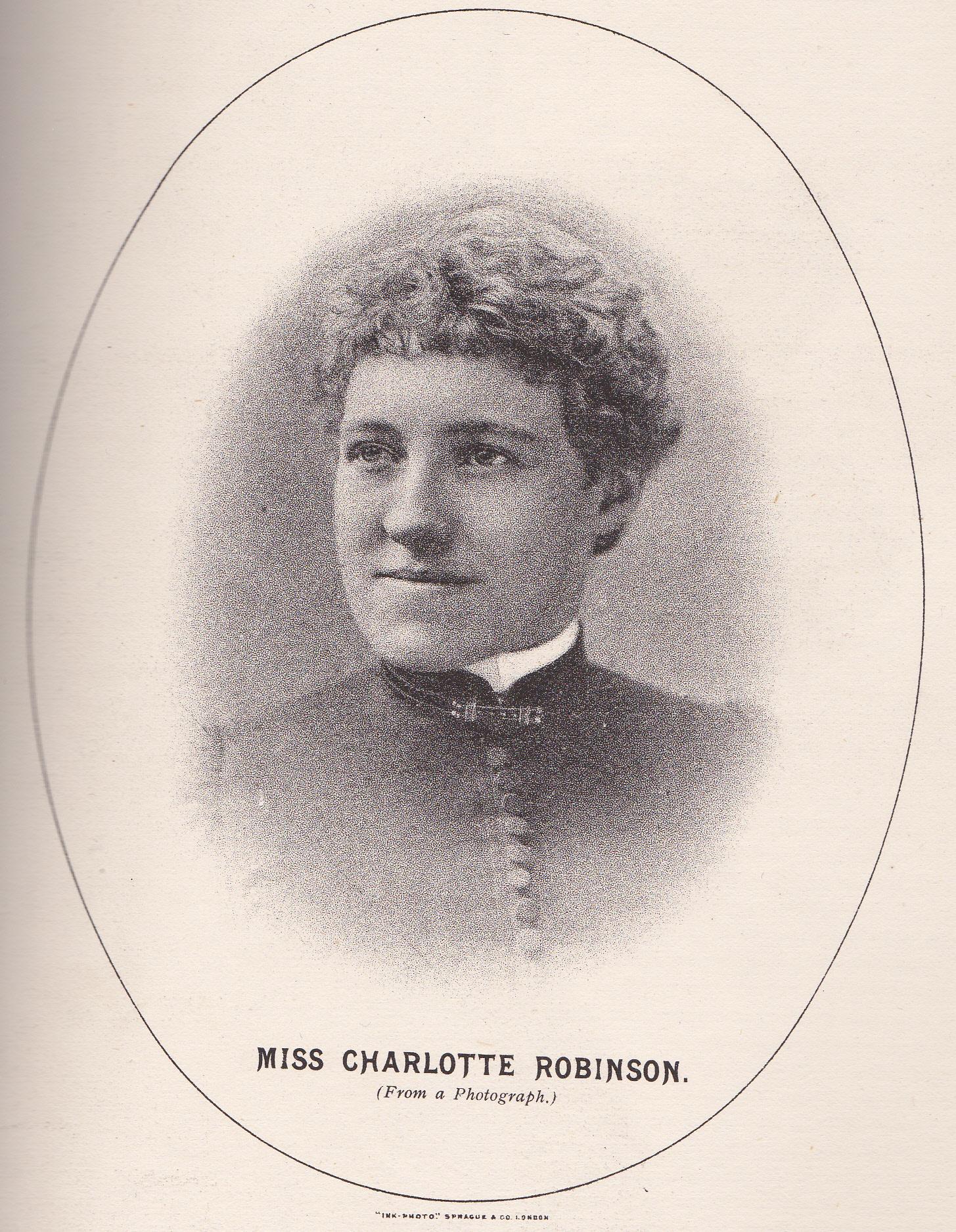 Charlotte Robinson