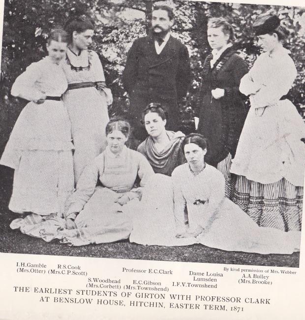 girton Pioneers