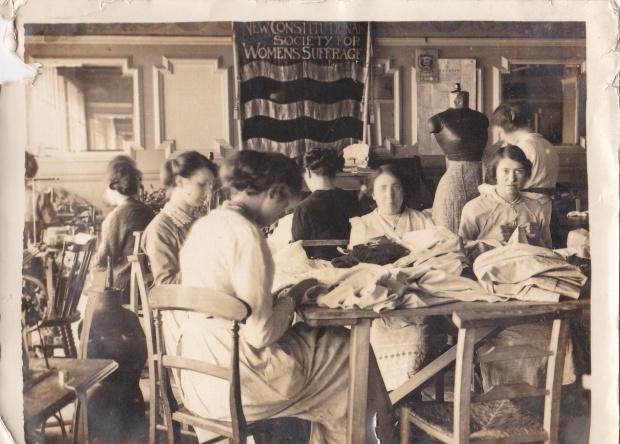 NCS Workroom