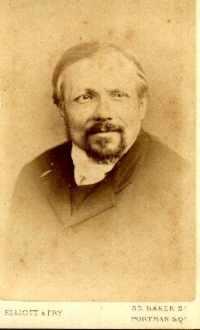 George Dornbusch (photo courtesy of Ancestry website)