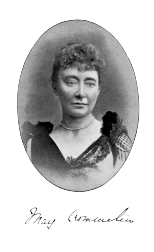 May Crommelin