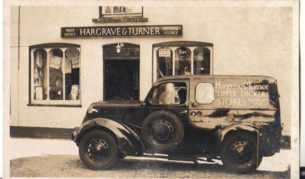 Hargrave shop