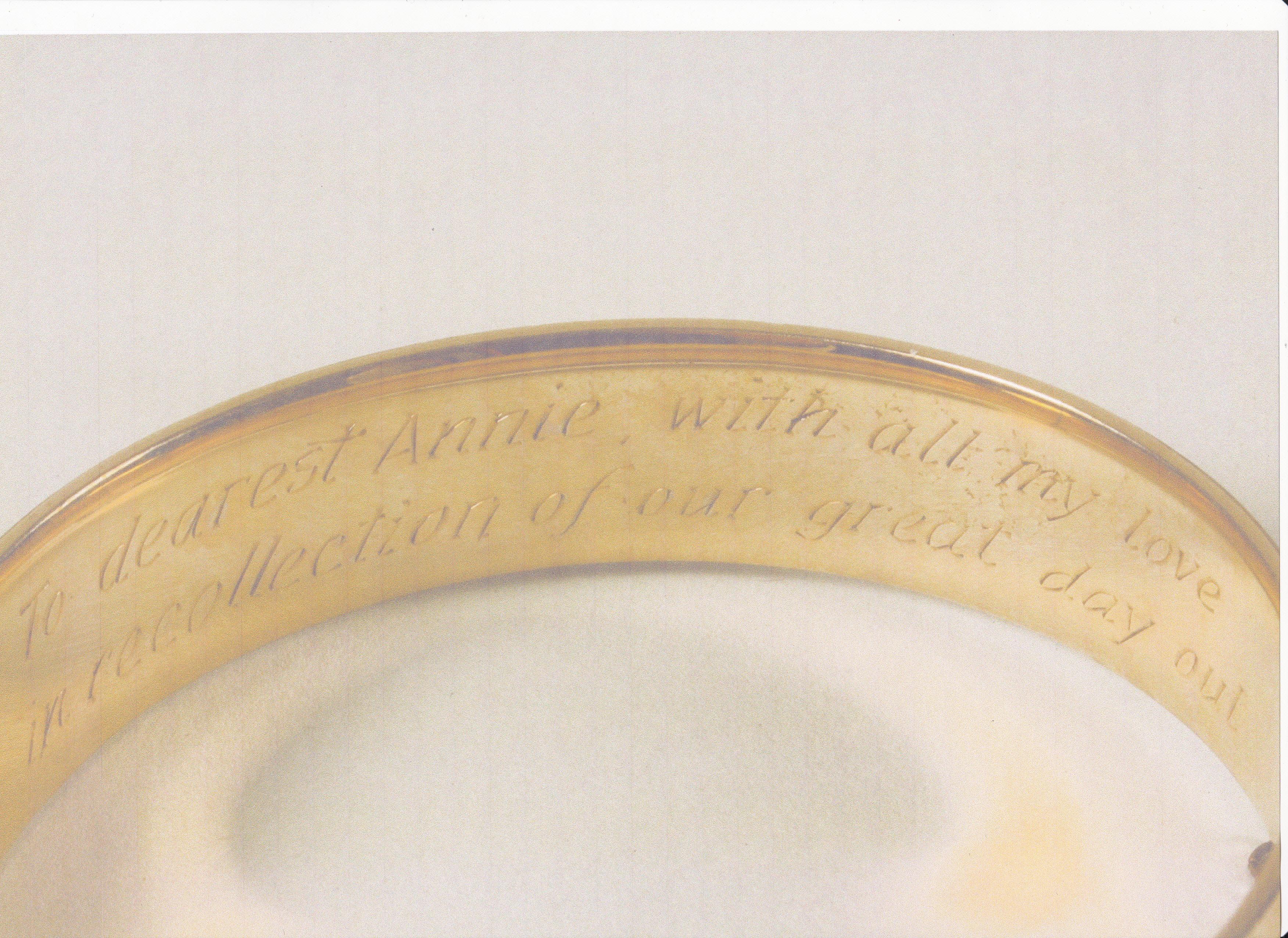 Christabel bracelet 1