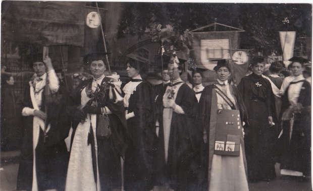 Coronation Procession - WFL