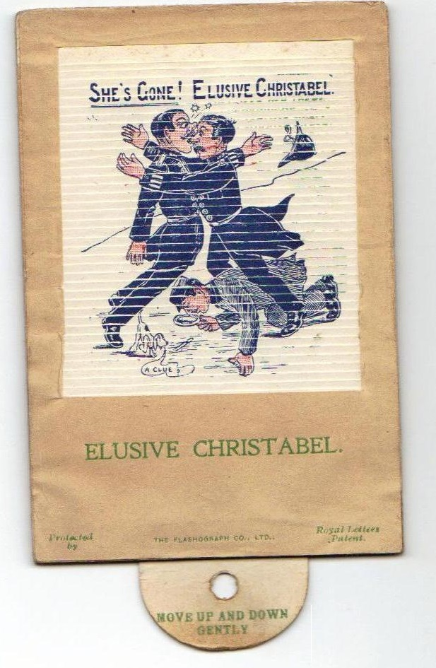 Elusive Christabel 1