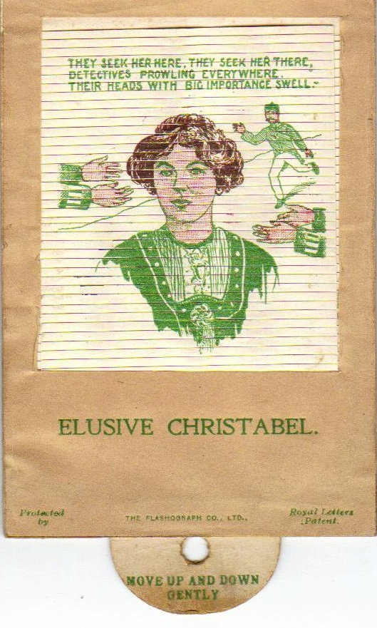 Elusive Christabel