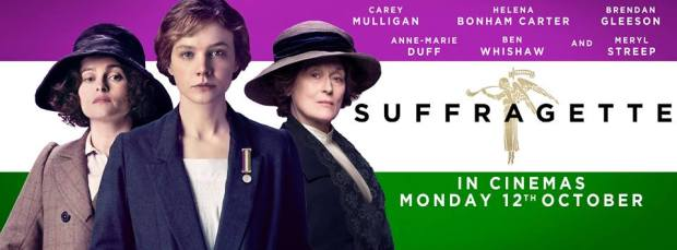 Suffragette Film Poster 2