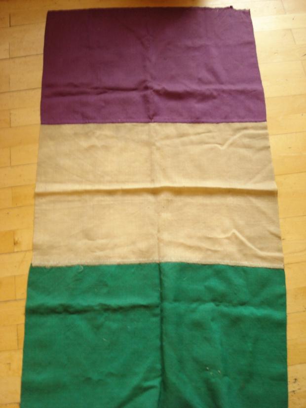 A WSPU Flag